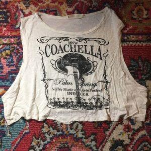Tops - Coachella Crop Top